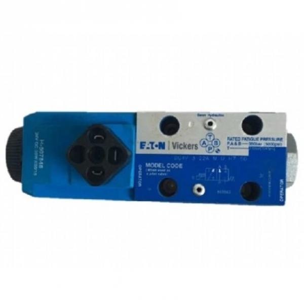 Vickers PV063R1K1B4N001+PGP517A0700CD1 Piston Pump PV Series #2 image