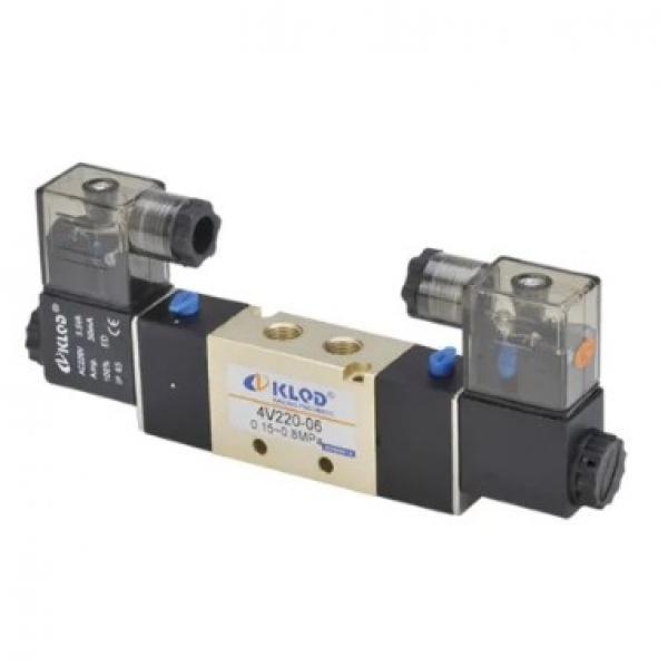 Vickers PV063R1K1A4NKLB+PGP511A0110CA1 Piston Pump PV Series #1 image