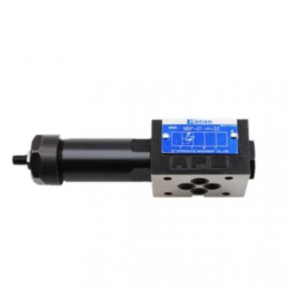 Vickers PV063R1K1A4NSLC+PGP511A0110CA1 Piston Pump PV Series #1 image