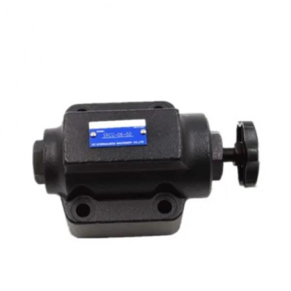 Vickers PV063R1K1B4N001+PGP517A0700CD1 Piston Pump PV Series #1 image