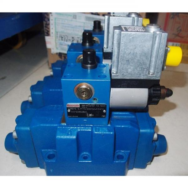 REXROTH DBW 20 B1-5X/315-6EG24N9K4 R900920619 Pressure relief valve #1 image